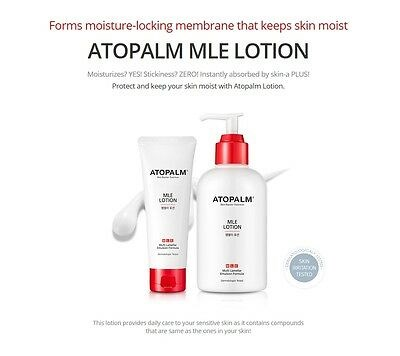 Увлажняющий лосьон для лица с многослойной эмульсией Atopalm MLE Lotion 120 мл - фото 12020