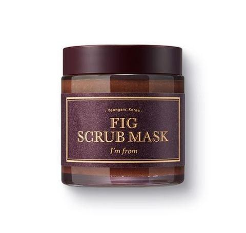 Очищающая скраб-маска на основе инжира I'm From Fig scrub Mask 120 гр - фото 12212