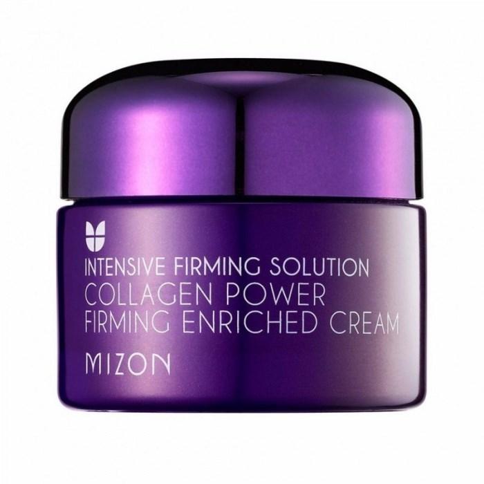 Укрепляющий коллагеновый крем Mizon Collagen Power Firming Enriched Cream 50ml - фото 4611