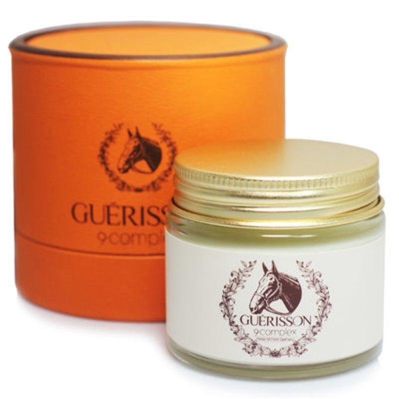 Крем для лица восстанавливающий с лошадиным жиром Guerisson 9 Complex Horse Oil Cream 70г - фото 4644