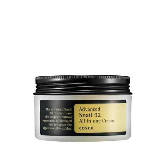 Крем для лица с фильтратом улитки COSRX Advanced Snail 92 All in one Cream 100ml - фото 4717