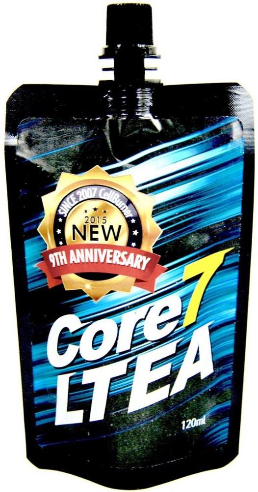 Крем для сжигания жира во время активных нагрузок Core7 LTE (SPORT BLUE)120г - фото 6664