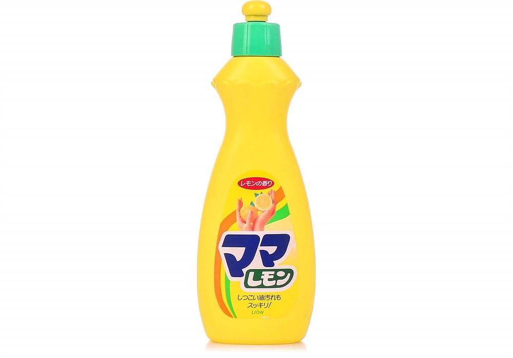 """Средство для мытья посуды Lion """"Mama Lemon"""" 380мл - фото 7644"""