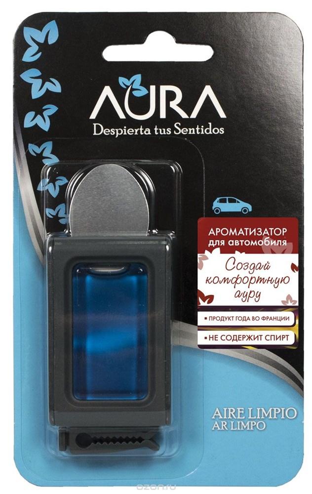 """Ароматизатор """"Утренняя свежесть"""" для автомобильной решетки AURA Auto 4,5 мл - фото 7683"""