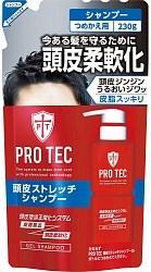 Мужской увлажняющий шампунь-гель Lion Pro Tec с легким охлаждающим эффектом (мягкая упаковка 230 g) - фото 7751