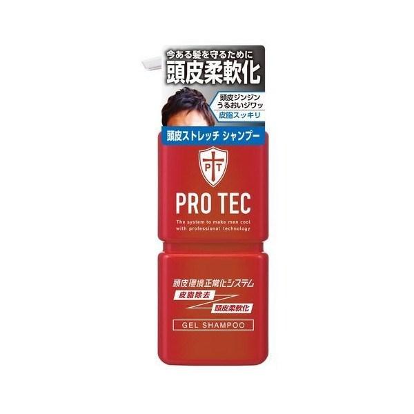 Мужской увлажняющий шампунь-гель Lion Pro Tec с легким охлаждающим эффектом (помпа 300 g) - фото 7752