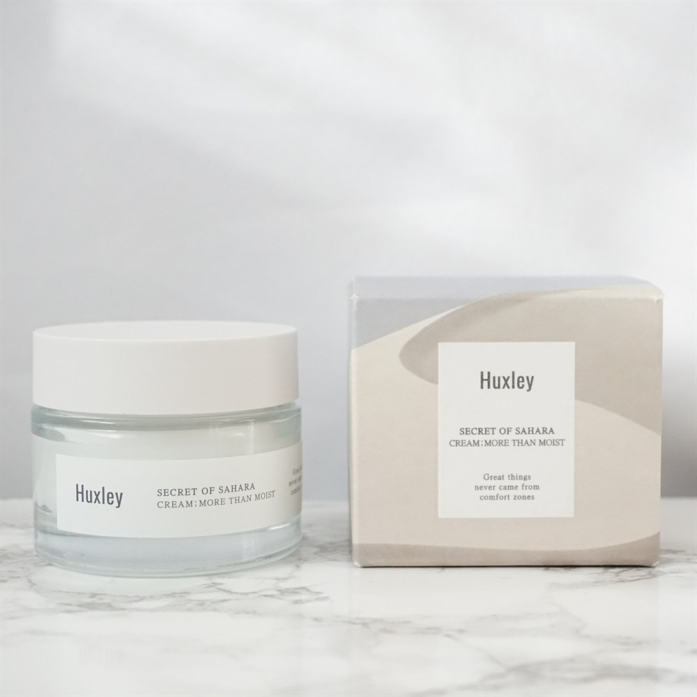 Увлажняющий крем Huxley Secret Of Sahara Cream More Than Moist 50ml - фото 7990