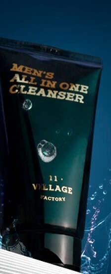 Очищающее средство для умывания для мужчин Village 11 Factory Men's All In One Cleanser 150ml - фото 8216