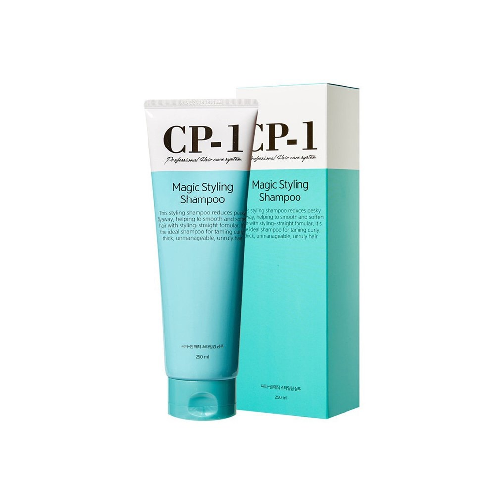Шампунь для непослушных волос Esthetic House CP-1 Magic Styling Shampoo 250 мл - фото 8976
