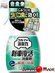 Cпрей-ароматизатор для салона авто ST Shinshya Fukkatsu запах мыла 250мл - фото 9067