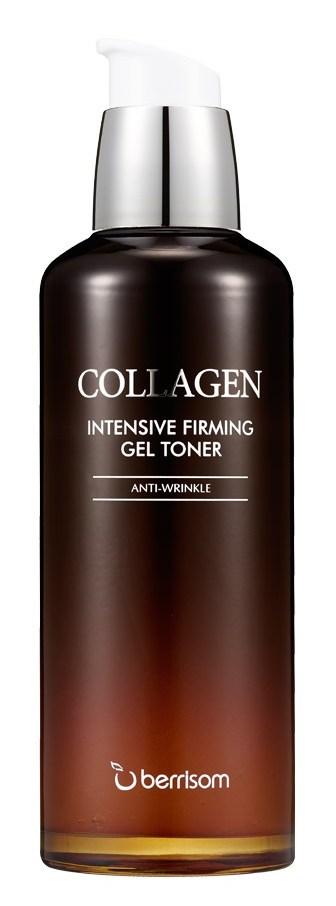 Тонер коллагеновый Berrisom Collagen Intensive Firming Gel Toner 130мл - фото 9984