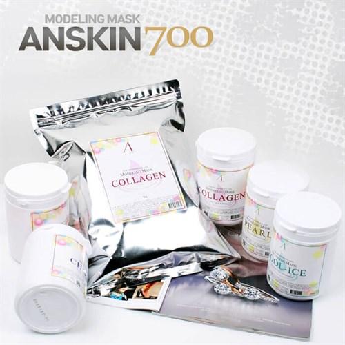 Маска альгинатная с витамином С Anskin Vitamin C Modeling Mask (Refill) 240g - фото 9730