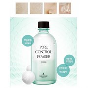Тонер для сужения пор с абсорбирующей пудрой The Skin House Pore Control Powder Toner 130ml