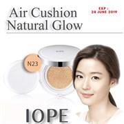 Кушон IOPE Air Cushion Natural #23 +refill