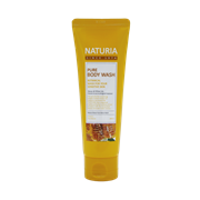 Гель для душа МЕД/ЛИЛИЯ NATURIA PURE BODY WASH (Honey & White Lily) 100 мл