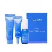Набор мини версий увлажняющий Laneige Water Bank Hydro Kit 3 items
