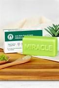 Очищающее мыло для проблемной кожи с кислотами Some By Mi AHA BHA PHA Tea tree 30 Days Miracle Cleansing Bar