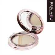 Компактная пудра PRIVIA ILLUSION MINERAL POWDER PACT No.21 SPF40 PA++ 9g