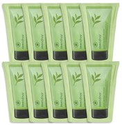 Увлажняющая пенка для умывания с зеленым чаем Innisfree Green Tea Cleansing Foam пробник