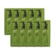 Гидрофильное масло с зеленым чаем INNISFREE Green Tea Cleansing Oil ПРОБНИК