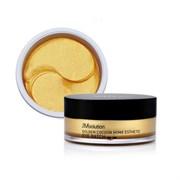 Гидрогелевые патчи с экстрактом золотого шелкопряда JM solution Golden Cocoon Home Esthetic Eye Patch