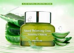 🌸Балансирующий крем The Skin House Natural Balancing Cream 50мл