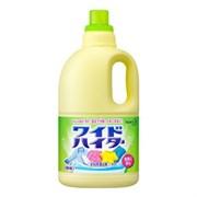 Отбеливатель KAO Wide Haiter жидкий для цветного белья 2000 мл бутылка