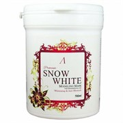 Маска альгинатная осветляющая (банка) ANSKIN PREMIUM Snow White Modeling Mask / container 700ml