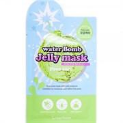Маска для лица с желе, сужающая поры Berrisom water Bomb Jelly mask - Pore care
