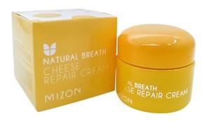 Питательный сырный крем для лица MIZON Cheese Repair Cream 50ml