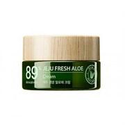 Крем для лица с алоэ The saem Jeju Fresh Aloe Cream 50мл