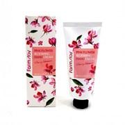 Крем для рук с цветением сакуры Farmstay pink flower blooming hand cream cherry blossom
