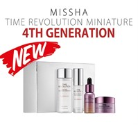 Набор миниатюр MISSHA Time Revolution Special Miniature Kit 4items