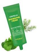 Крем с кислотами и центеллой Trimay Aha Bha Pha Centella Cream 50g