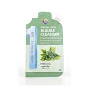 Пенное средство для умывания EYE'N'LIP GREEN TOKS BUBBLE CLEANSER 20g