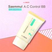 Крем ББ для проблемной кожи THE SAEM Saemmul A.C Control BB SPF30 PA++ 30гр