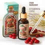 Натуральное масло шиповника Elizavecca Farmer Piggy Rosehip Oil 100% 30ml
