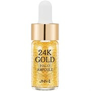 Сыворотка для лица с 24К золотом JNN-II 24K GOLD HALO AMPOULE 15ml