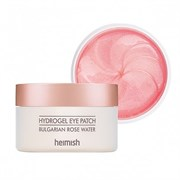 Патчи для глаз с экстрактом болгарской розы Heimish Bulgarian Rose Water Hydrogel Eye Patch 60шт