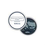 Сапфировые патчи с морским коллагеном Wellderma Collagen Impact Sapphire Eye Patch