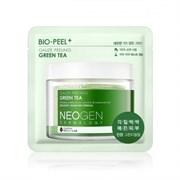 Увлажняющий пилинг-диск с зеленым чаем NEOGEN Dermalogy Bio-Peel Gauze Peeling Green Tea 1 шт