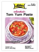 Паста для приготовления тайского супа Том Ям Lobo Tom Yum Paste 30 g