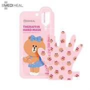Парафиновая маска-перчатки для рук с керамидами Mediheal Theraffin Hand Mask