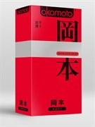Презервативы OKAMOTO Skinless Skin Super Thin Ультратонкие, 10шт.