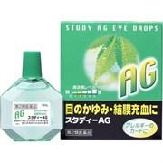 Капли для глаз от аллергии Kyorin Study AG EYE Drops 15мл