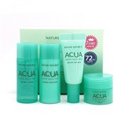Набор миниатюр Nature Republic Super Aqua Max Trial Kit (4 items)