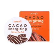 Гидрогелевые тонизирующие патчи для глаз с экстрактом какао PETITFEE Cacao Energizing Hydrogel Eye Patch