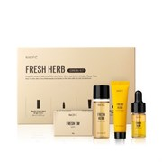 Набор для лица с экстрактом календулы Nacific Fresh Herb Origin Kit
