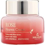 Крем для лица с экстрактом розы The Skin House Rose Heaven Cream 50 мл