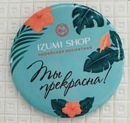 Фирменное зеркало Izumi Shop